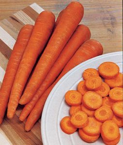 Danver carrot types