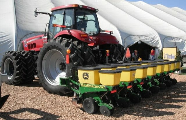 Planter Machine